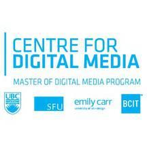 Tomorrow's Master of Digital Media Program