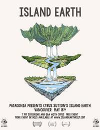 Island Earth at Patagonia