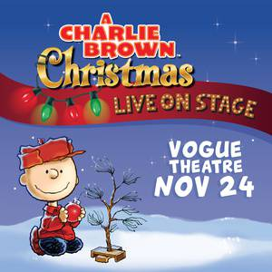 Charlie Brown, Snoopy & The Gang Live On Stage *CANCELLED*