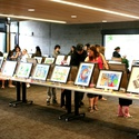 Annual Art Exhibition at the Valley Zoo