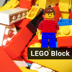 Family Block Party LEGO® Universe at Your Library