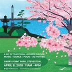 Richmond Cherry Blossom Fesitval