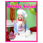 Doodle Cakes - Teaching Kids Edible Art