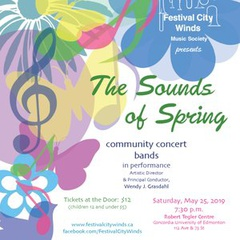 The Sounds of Spring - Festival City Winds Concert
