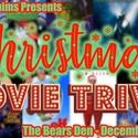 Christmas Movie Trivia Night