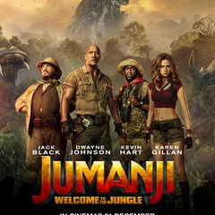 P.A. Day Movie: Jumanji: Welcome to the Jungle