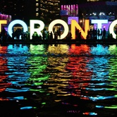 Spectacle of Lights on Toronto's Waterfront
