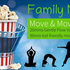 Family Nite: Move & Movie