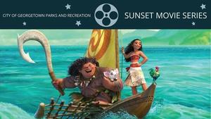 Dive-In Movie - Moana