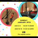 Kids Try Out Circus Class!