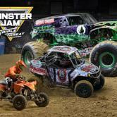 Monster Jam Triple Threat Series in NE PDX