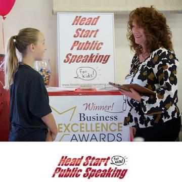 Head Start Public Speaking for Kids's promotion image