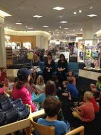 Nordstrom NorthPark Kids' Shoe-Tying Stories