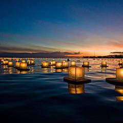 Seattle - Water Lantern Festival