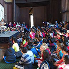 Children's Concert at Kohl Mansion