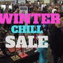 4th Annual Winter Chill Sale!