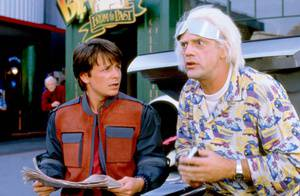 Back to the Future 2 - A Capital Pop-Up Cinema Production