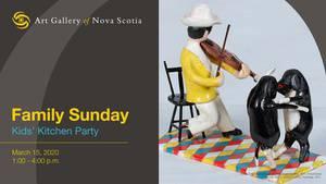 Family Sunday: Kids' Kitchen Party
