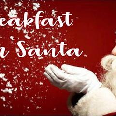 Breakfast with Santa - December 7