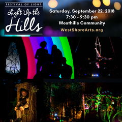 Light Up the Hills Lantern Festival 2018