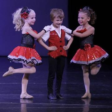 Edmonton Dance Factory's promotion image