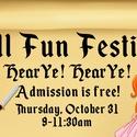 Fall Fun Festival!