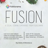 FUSION: A Social Cooking Experience from Folklorama