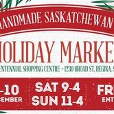 Handmade Sask Holiday Market 2017