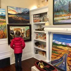 Open Studio Event: The Most Beautiful Art Tour in Alberta