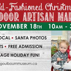 Old Fashioned Christmas and Outdoor Artisan Market