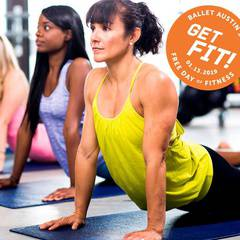 Get Fit 2019! Annual Free Day of Fitness