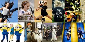 NW's Largest Family Expo-- KidFest! SportFest!