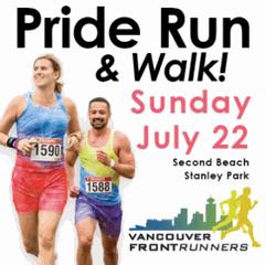 Pride Run & Walk!