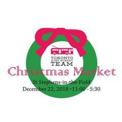 The 5th Annual Toronto Etsy Street Team Christmas Marketplace