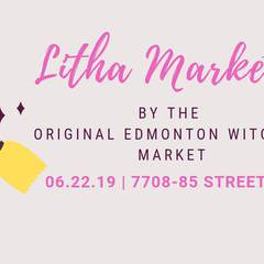 Litha Market- by the Original Edmonton Witches Market