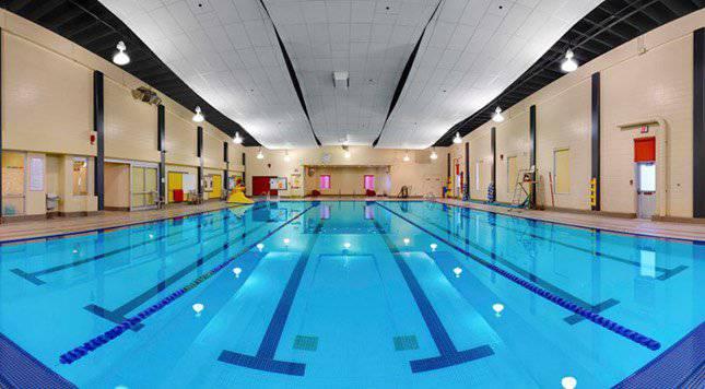 Thornhill Aquatic Recreation Centre Chatterblock