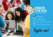 Learn Python & Game Development! (Ages 7-8)