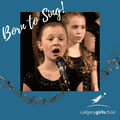 Calgary Girls Choir's promotion image