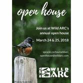 BC SPCA Wild ARC – 14th Annual Open House!