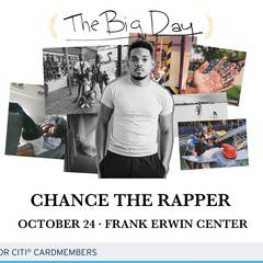 Chance The Rapper: The Big Day – Plus Special Guests