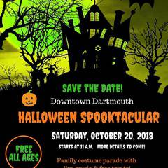 Downtown Dartmouth Halloween Spooktacular