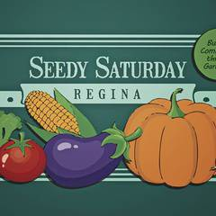 Regina Seedy Saturday 2019