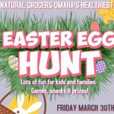 Omaha's Healthiest Easter Egg Hunt - Natural Grocers