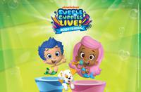 """BUBBLE GUPPIES LIVE! """"READY TO ROCK"""""""