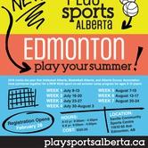 Play Sports Alberta Multi-sport Summer Camp