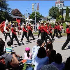 The Hyack International  Parade