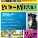 Bark Mitzvah's