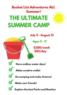 THE ULTIMATE SUMMER CAMP