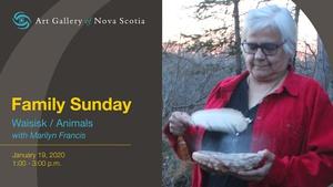 Family Sunday: Waisisk / Animals
