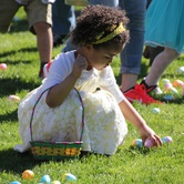 Burgess and Kelly Park Egg Hunts